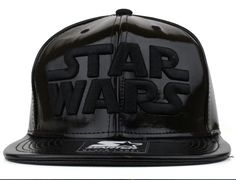 Vader Patent Leather Snapback Cap by STAR WARS x STARTER BLACK LABEL