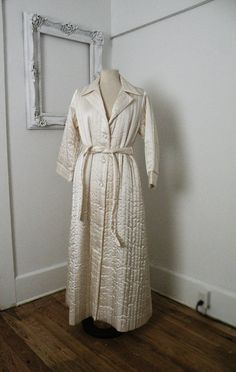 1000+ images about Quilted dressing gowns on Pinterest