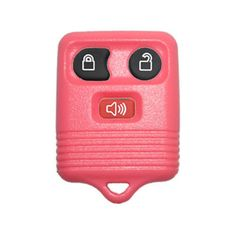 1998 - 2011 Pink Ford Remote Shell 3B