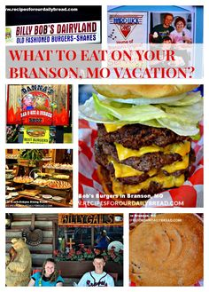 Branson's Best Restaurants and Shows  http://ouramericantravels.com/branson-mo-reviews-tips/