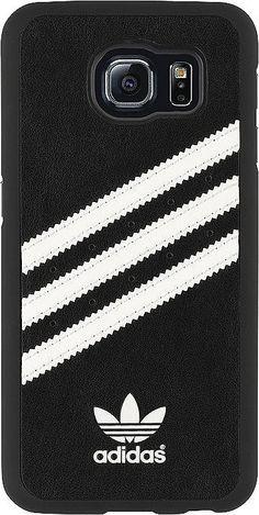 Adidas Basics Moulded Case für Samsung G920F Galaxy S6 black/white...