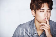Park Bo Gum - Elle Magazine April Issue '16