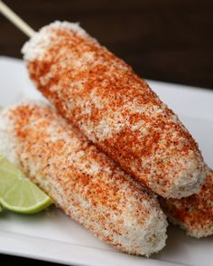 Mexican-Style Street Corn (Elotes)