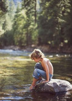 Exploring creeks
