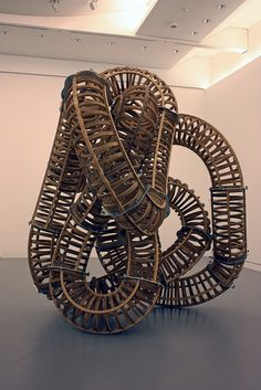 Signatures of the invisible / Richard Deacon | Flickr - Photo Sharing!