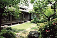 昭和の面影残す 古民家「平田邸」