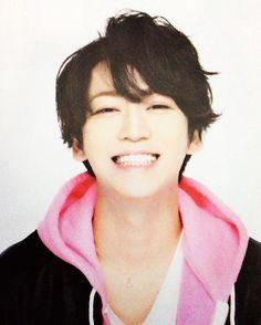 Kamenashi smile