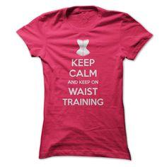 Keep on Waist Training T Shirt, Hoodie, Sweatshirt. Check price ==► http://www.sunshirts.xyz/?p=133197