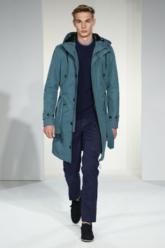 Gieves & Hawkes Men's RTW Spring 2015