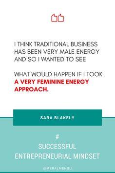 Sara Blakely: SPANX