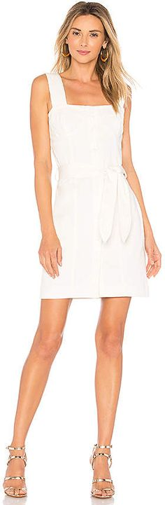 288b44d1e9e Shop for Nanushka Nuria Dress in White at REVOLVE. Free day shipping and  returns