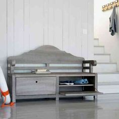 Idée de meuble de rangements de chaussures