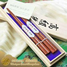 Traditional Wakasa Nuri Bashi (lacquered chopsticks) Meisho Wakasa Zen (legend artisan Wakasa pair of chopsticks) Hyakai Nuri Hakkaku Tone two pairs with paulownia box