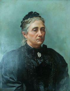 Oscar Pereira da Silva - Retrato de Senhora (1896)