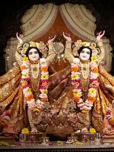 Special Darshan at LA Iskcon Mandir