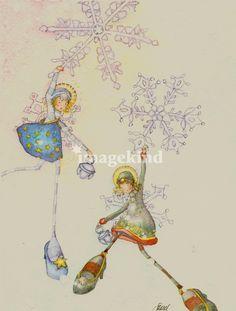 snowbelles.......Laurel Nelson