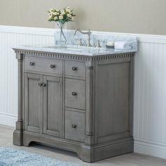 """Stella 36"""" Single Bathroom Vanity Set"""