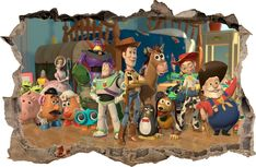 Disney has confirmed Toy Story 4 will indeed come out next summer. Disney artists Kimmy Birdsell and Vincent Salvano announced on the official Toy Story Face. Disney Pixar, Walt Disney, Disney Toys, Toy Story 3, Toy Story 1995, Film Pixar, Pixar Movies, Cartoon Movies, Disney Movies