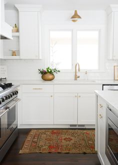 Kitchen design, affordable vintage rugs for home decor