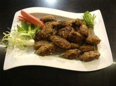 Muthi Ke Kebab, Lamb Kebabs Hyderabadi