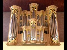 Dietrich Buxtehude (1637 -1707) Chorals BuxWV 211 & 184. Walter Gatti, o...