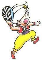 Imajin - an Arabian boy and a protagonist in the Japanese video game Yume Kōjō: Doki Doki Panic. Imajin is replaced by Mario in Super Mario Bros. 2.