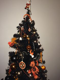 Dundee United Christmas tree 2015