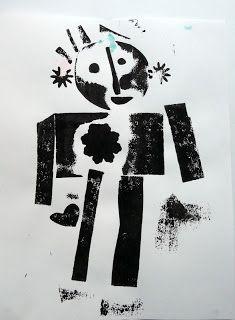 les petites têtes de l'art: Impressions