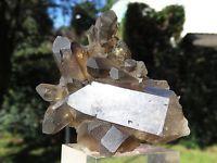 Minerali *** QUARZO FUME' Monte Bianco