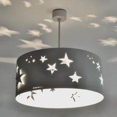 Get light into your home! Kids Room Lighting, Nursery Lighting, Room Lights, Ikea Ceiling Light, Star Lights On Ceiling, Ceiling Lamps, Lamp Light, Space Themed Nursery, Kids Lamps