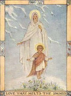 1000+ images about Holy Cards on Pinterest | Vintage Holy Cards ...