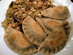 Panzerotti di tofu – Vegan blog – Ricette Vegan – Vegane – Cruelty Free