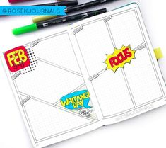 31 Bullet Journal Supplies Recommended by the Pros ⋆ The Petite Planner - The Best Bullet Journal Supplies Ultimate List Best Picture For ideas for boyfriend For Your Tast - Bullet Journal Inspo, Bullet Journal Homework, Bullet Journal Page, February Bullet Journal, Bullet Journal Notebook, Bullet Journal Themes, Bullet Journal Spread, Bullet Journals, Comic Book Layout