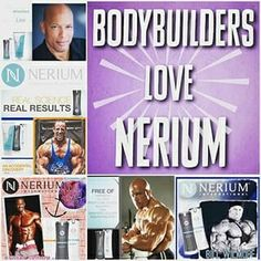 LOVE THIS! Body builders using Firm to get that extra edge! <3 <3