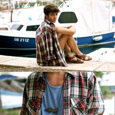 """The source for fashion inspiration from real people around the world. Community """"hype"""" promotes looks to the front page. People Around The World, Real People, Tartan Shirt, Style Inspiration, Guys, Shirts, Clothes, Vintage, Fashion"""