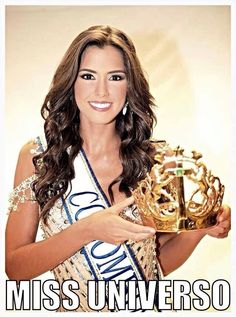 Miss Universo 2015.      Srta. Colombia   Paulina Vega Dieppa