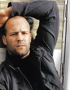 Jason Statham, visual inspiration for Marcus Leydecker, aka Decker the Wrecker…