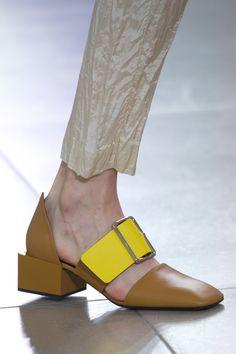 Modernist loafers at@JilSanderPR#MFW #SS16