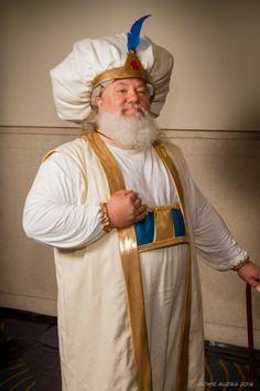 The Sultan (Aladdin) | MEGACON 2016