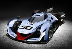 Gran Turismo 6 no Salão: conheça os conceitos da Bugatti e da Hyundai feitos…