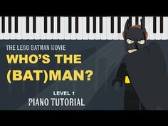Lesson : Who's the (Bat)Man? – Hoffman Academy