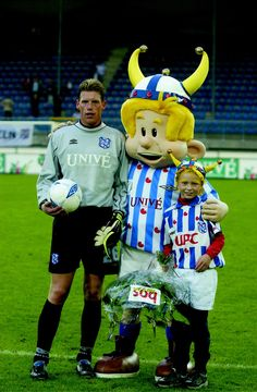 Heero - Netherlands #football #mascot #costume #netherlands