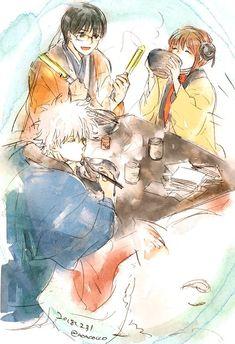 画像 Katsura Kotaro, Gintama Funny, Samurai, Okikagu, Light Novel, Anime Style, What Is Like, Me Me Me Anime, Webtoon