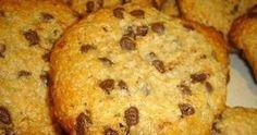 tahini, oat and honey cookies Healthy Bars, Healthy Cookies, Healthy Desserts, Easy Desserts, Healthy Food, Greek Desserts, Greek Recipes, Desert Recipes, Cookie Recipes