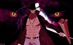 DeviantArt: More Like 'Hawk-eye' Mihawk by YukiNoKarasu