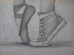 tumblr drawings ballet - Căutare Google