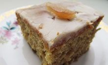 How to cook a perfect ginger cake. excellent for the winter and so soothing for our tummies. Madeira Cake Recipe, No Bake Desserts, Dessert Recipes, Delia Smith, Welsh Recipes, Bread Cake, Loaf Cake, Chef Recipes, Cake Creations