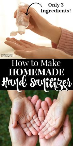 Use this homemade hand sanitizer recipe to make a gentler hand sanitizer. It uses aloe vera gel as the base for your DIY hand sanitizer. Use isopropyl alcohol so your hand sanitizer is alcohol. hand sanitizer with alcohol DIY Hand Sanitizer Recipe Homemade Cleaning Products, Natural Cleaning Products, Doterra, Natural Living, Disinfectant Spray, Homemade Disinfecting Wipes, Wellness, Natural Health Remedies, Cold Remedies