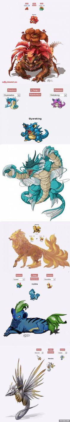 Pokemon Fusion (Part 2)