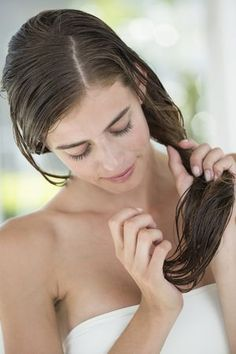 How to apply conditioner to fine hair - ONOKY/ Fabrice LEROUGE/ Getty Images